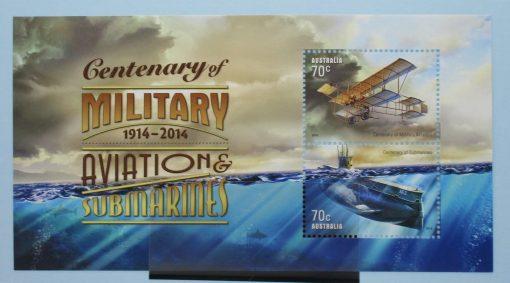 Australia Stamps, 2014, MS4214, Mint 5