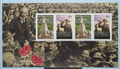 Australia Stamps, 2008, MS3112, Mint 5