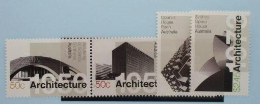 Australia Stamps, 2007, SG2843a, SG2845-2846, Mint 5