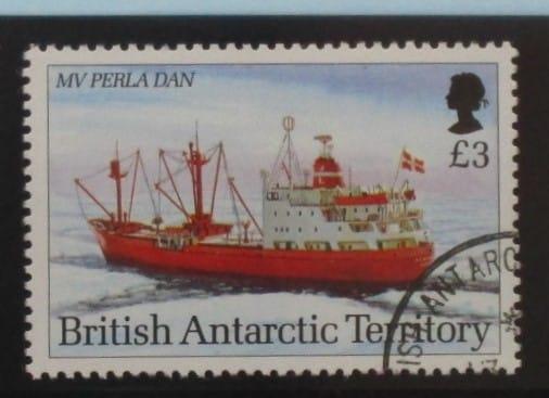 British Antarctic Territory Stamps, 1993, SG228, Used 5
