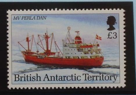 British Antarctic Territory Stamps, 1993, SG228, Mint 5