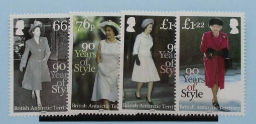 British Antarctic Territory Stamps, 2016, SG680-683, Mint 5