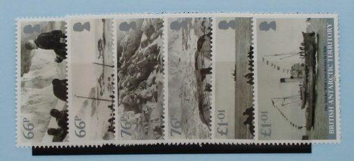 British Antarctic Territory Stamps, 2015, SG669-674, Mint 5