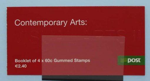 Ireland Stamps, 2014, SB177, Mint 5