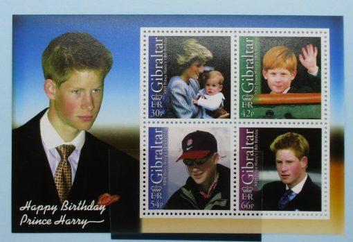 Gibraltar Stamps, 2002, MS1024, Mint 5