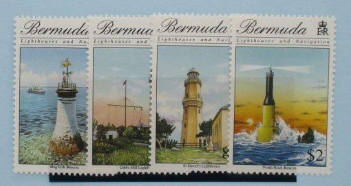 Bermuda Stamps, 1996, SG761-764, Mint 3