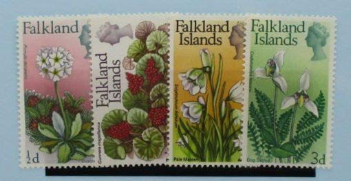 Falkland Islands Stamps, 1968, SG232-235, Mint 5