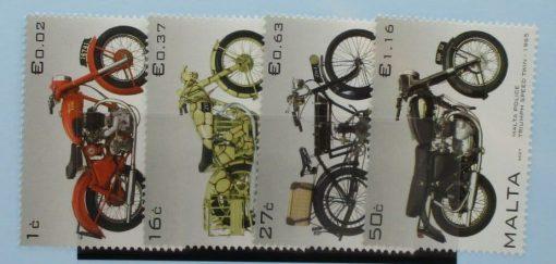 Malta Stamps, 2007, SG1553-1556, Mint 5