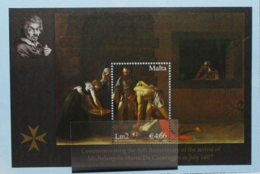 Malta Stamps, 2007, MS1552, Mint 3