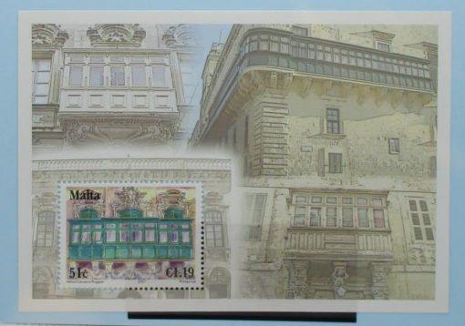 Malta Stamps, 2007, MS1540, Mint 5