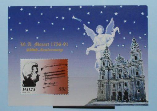 Malta Stamps, 2006, MS1509, Mint 5