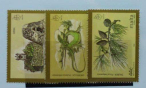 Malta Stamps, 1995, SG997-999, Mint 5