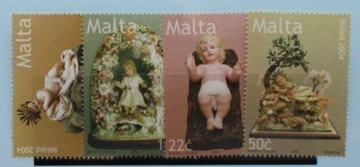 Malta Stamps, 2004, SG1397-1400, Mint 5