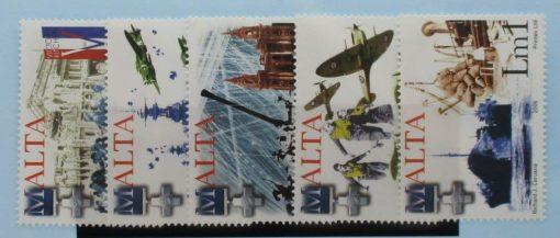 Malta Stamps, 2005, SG1445-1449, Mint 5