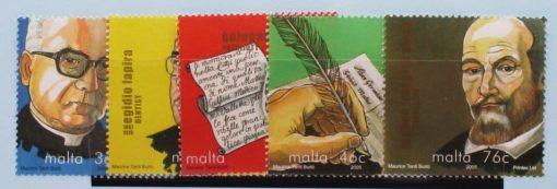 Malta Stamps, 2005, SG1436-1440, Mint 5