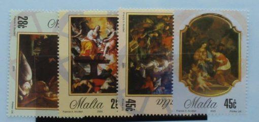 Malta Stamps, 2005, SG1432-1435, Mint 5