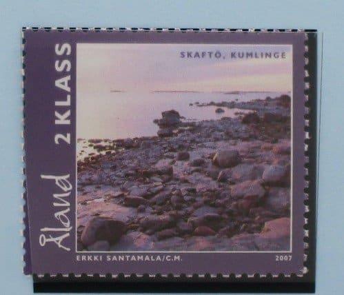Aland Stamps, 2007, SG294, Mint 5