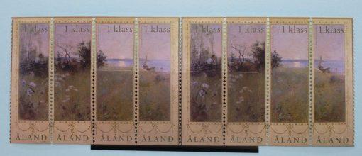 Aland Islands Stamps, 2003, SG229a, Mint 5