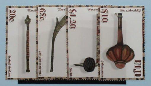 Fiji Stamps, 2011, SG1457-1460, Mint 5