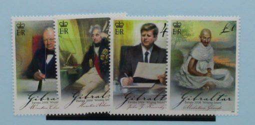 Gibraltar Stamps, 2008, SG1275-1278, Mint 5