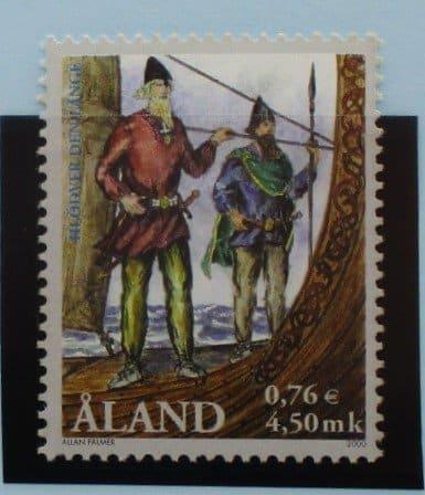 Aland Islands Stamps, 2000, SG179, Mint 5