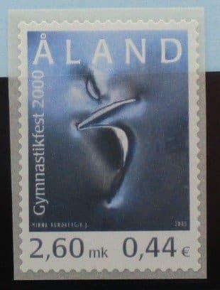 Aland Islands Stamps, 2000, SG177, Mint 5
