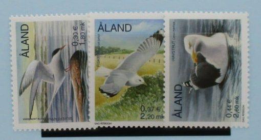 Aland Islands Stamps, 2000, SG162, SG164, SG166, Mint 5