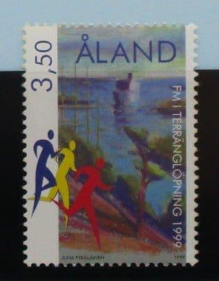 Aland Islands Stamps, 1999, SG159, Mint 5