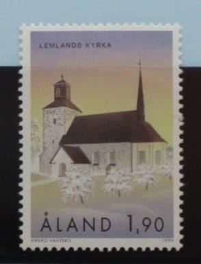 Aland Islands Stamps, 1999, SG158, Mint 5