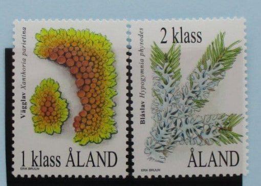 Aland Islands Stamps, 1999, SG155-156, Mint 5