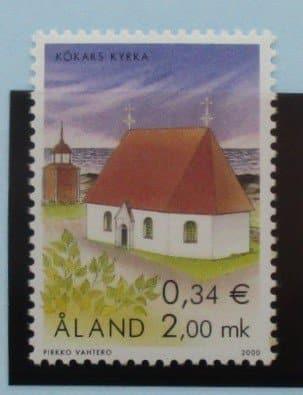 Aland Islands Stamps, 2000, SG183, Mint 5