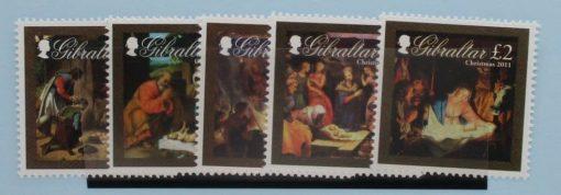 Gibraltar Stamps, 2011, SG1430-1434, Mint 5