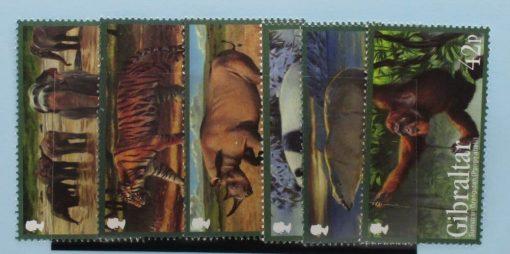 Gibraltar Stamps, 2011, SG1408-1413, Mint 5