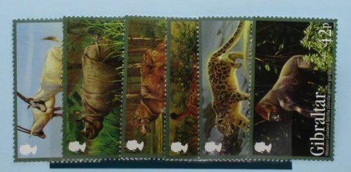 Gibraltar Stamps, 2012, SG1476-1481, Mint 5