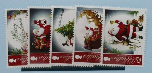 Gibraltar Stamps, 2012, SG1483-1487, Mint 5