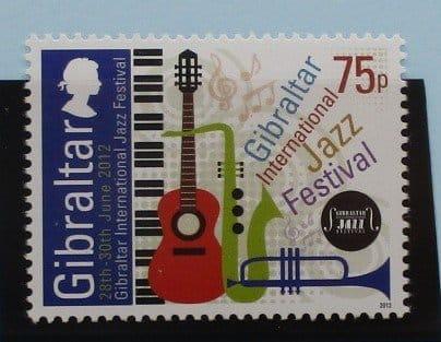 Gibraltar Stamps, 2012, SG1457, Mint 5
