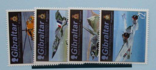 Gibraltar Stamps, 2012, SG1452-1455, Mint 5