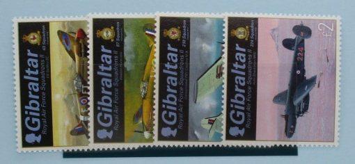 Gibraltar Stamps, 2013, SG1495-1498, Mint 5