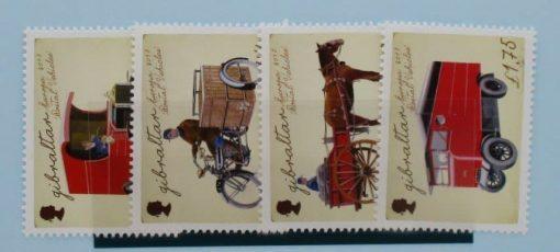 Gibraltar Stamps, 2013, SG1510-1513, Mint 5