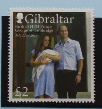 Gibraltar Stamps, 2013, SG1530, Mint 5